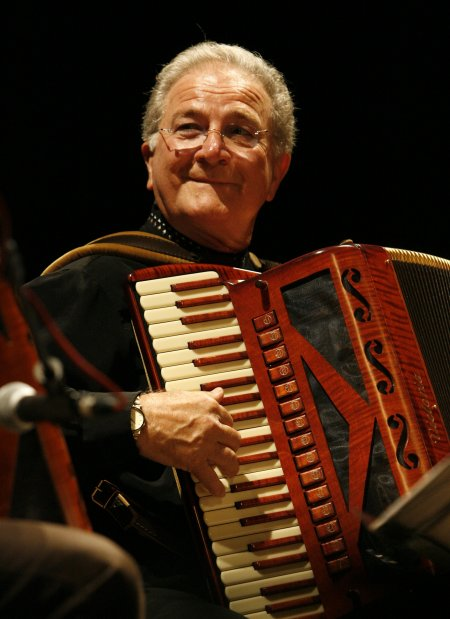 frank marocco, hollywood accordionist